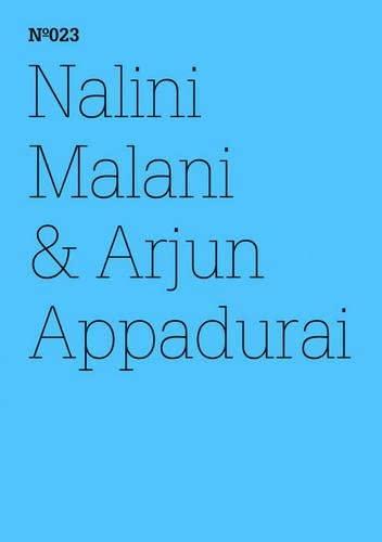 9783775728720: Nalini Malani & Arjun Appadurai: The Morality of Refusal: 100 Notes, 100 Thoughts: Documenta Series 023 (100 Notes - 100 Thoughts/100 Notizen - 100 Gedanken)