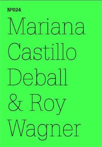 9783775728737: Mariana Castillo Deball & Roy Wagner: Coyote Anthropology, A Conversation in Words and Drawings: 100 Notes, 100 Thoughts: Documenta Series 024 (100 Notes, 100 Thoughts: Documenta (13))