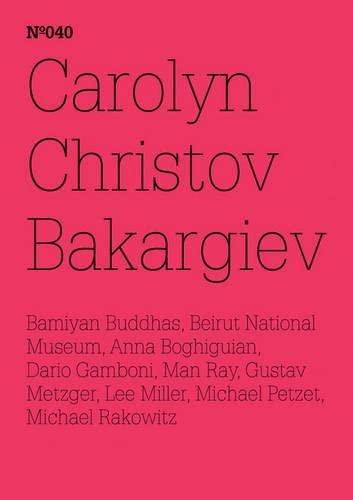 Carolyn Christov-bakargiev, Dario Gamboni, Michael Petzet: On: Carolyn Christov-Bakargiev
