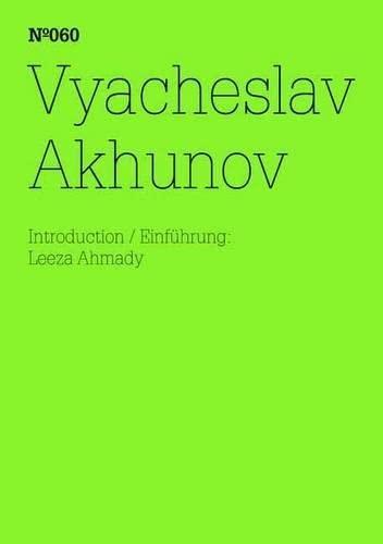 Vyacheslav Akhunov (100 Notes-100 Thoughts / 100 Notizen-100 Gedanken: dOCUMENTA (13))