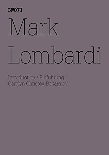 9783775729208: Mark Lombardi (100 Notes-100 Thoughts Documenta 13)