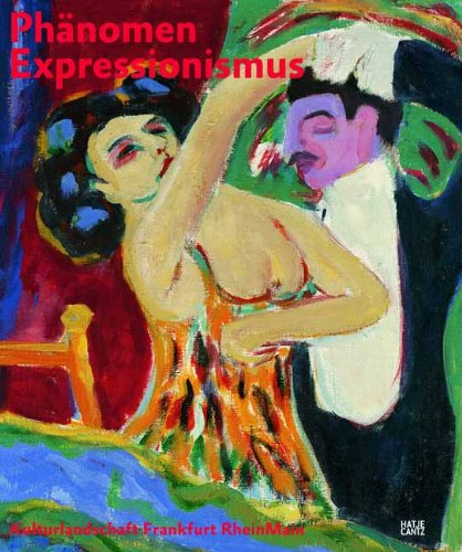 9783775732901: Phanomen Expressionismus /Allemand