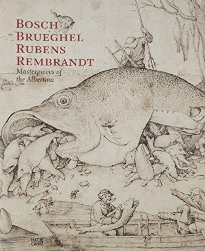 Bosch, Brueghel, Rubens, Rembrandt: Masterpieces of the Albertina: Edited