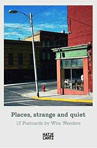 9783775734448: Wim Wenders: Places, Strange and Quiet, 12 postcards