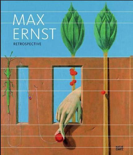 9783775734479: Max Ernst: retrospective
