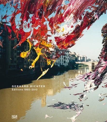 Gerhard Richter : editions 1965-2013.