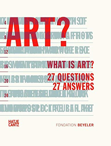 9783775735278: What is Art?: 27 Questions 27 Answers