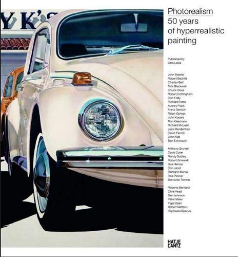 9783775735858: Photorealism. 50 Years Of Hyperrealistic Painting