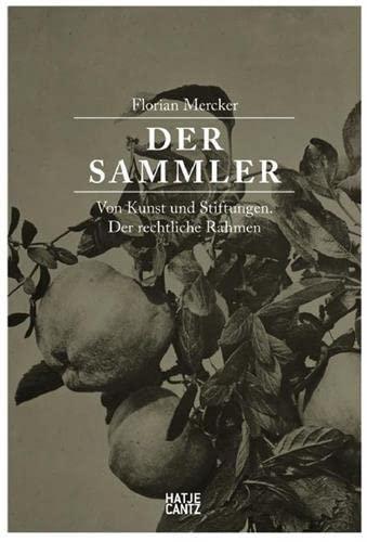 Der Sammler von Kunst und Stiftungen. Der rechtliche Rahmen.: Mercker,Florian.