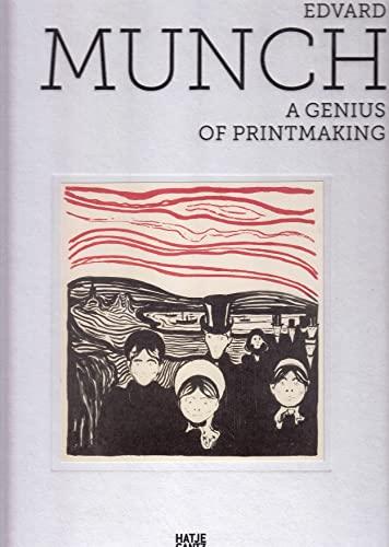9783775737005: Edvard Munch: Die Schwarzen Künste Meisterblätter 1894-1944 -special price-