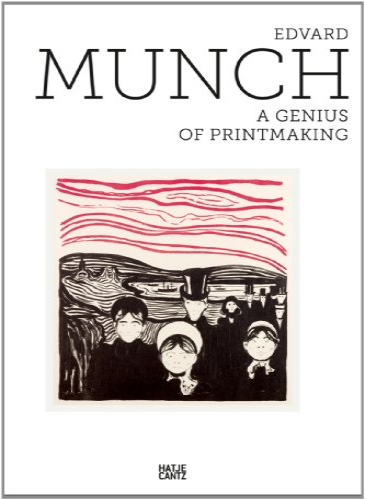 9783775737012: Edvard Munch: A Genius of Printmaking