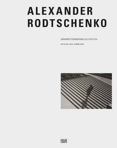 9783775737128: Alexander Rodtschenko Katalog Der Sammlung /Allemand