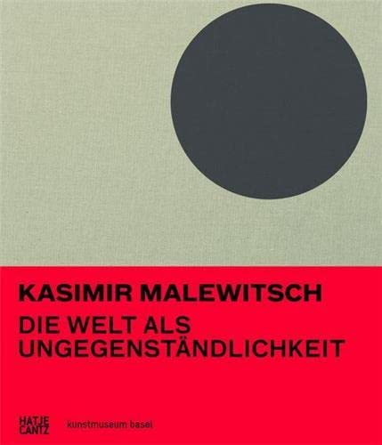 9783775737319: Kazimir Malevich: The World as Objectlessness