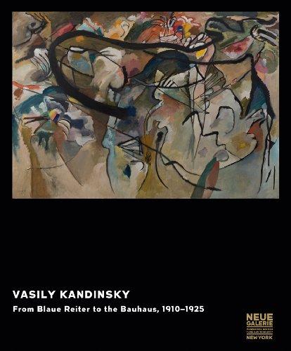 9783775737340: Vasily Kandinsky: From Blaue Reiter to the Bauhaus, 1910-1925