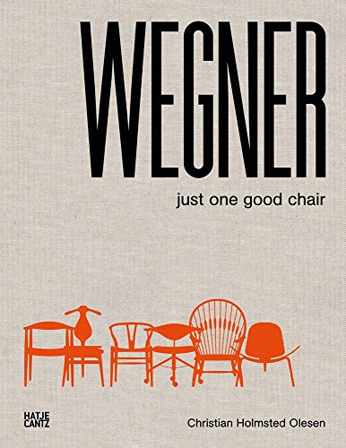 9783775738095: Hans J. Wegner: Just One Good Chair