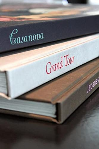 Japanese Dream, Grand Tour, Casanova Buch-Set