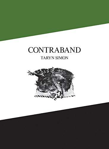 Taryn Simon - Contraband: Hans Ulrich Obrist, Taryn Simon,