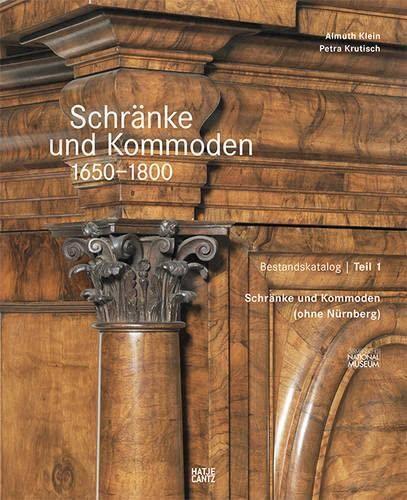 9783775740234: Schränke und Kommoden 1650-1800im Germanischen Nationalmuseum