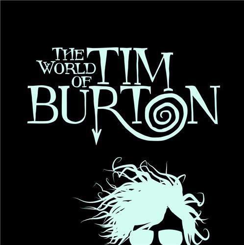 9783775740296: The World of Tim Burton (German and English Edition)