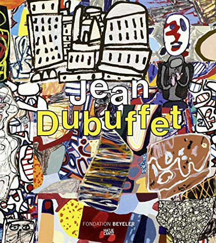 Jean Dubuffet: Raphaël Bouvier