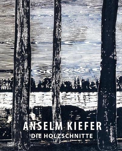 9783775741002: Anselm Kiefer: Die Holzschnitte