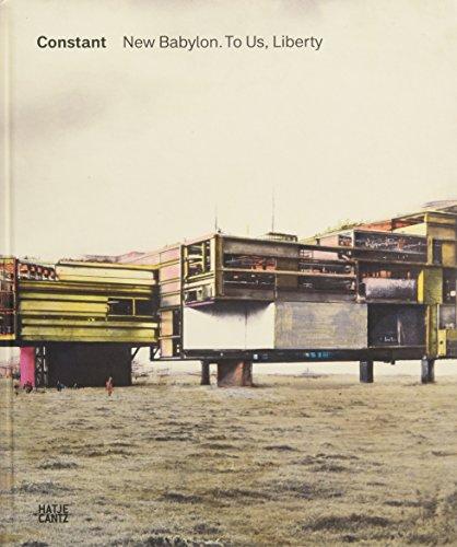 Constant: New Babylon: Rem Koolhaas