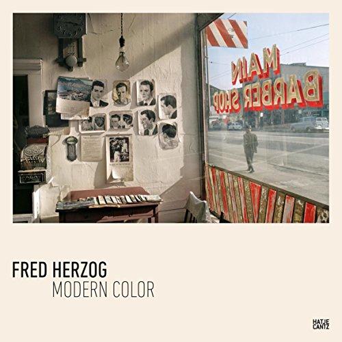 9783775741811: Fred Herzog: Modern Color
