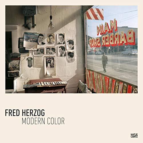 9783775741811: Fred Herzog: Modern Color