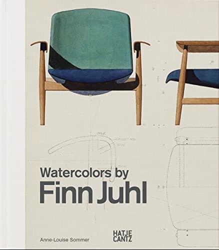 Watercolors by Finn Juhl: Juhl, Finn