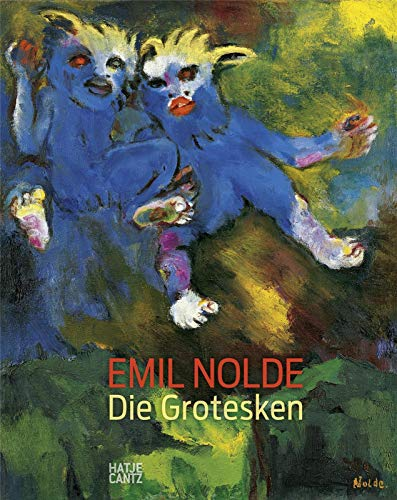 9783775742832: Emil Nolde: The Grotesques