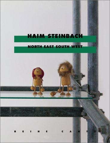 9783775790253: Haim Steinbach: North East South West
