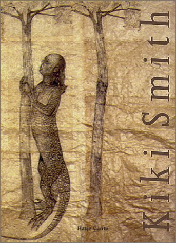 Kiki Smith: Small Sculptures And Large Drawings (3775790748) by Ilka Becker; Kiki Smith