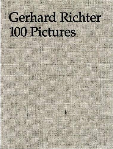 Gerhard Richter: 100 Pictures: Richter, Gerhard