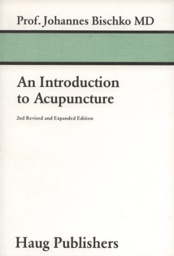 9783776008425: An Introduction to Acupuncture