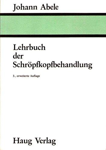 9783776010442: Lehrbuch der Schröpfkopfbehandlung