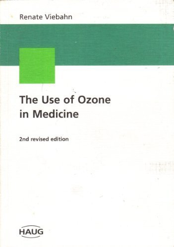 9783776014815: The Use of Ozone in Medicine: A Practical Handbook