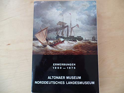 Altonaer Museum in Hamburg - Jahrbuch 1974-1975.: Wietek, Gerhard: