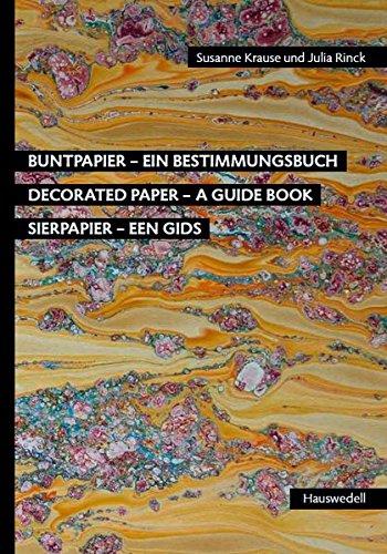 9783776205169: Buntpapier - Ein Bestimmungsbuch