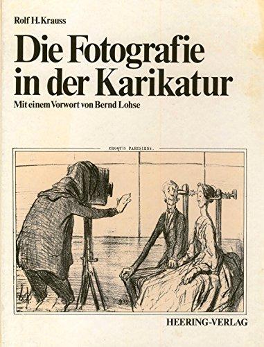 9783776351705: Die Fotografie in Der Karikatur