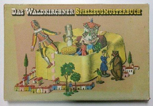 9783776502558: Das Waldkirchner Spielzeugmusterbuch