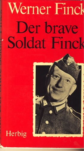9783776607239: Der brave Soldat Finck (German Edition)