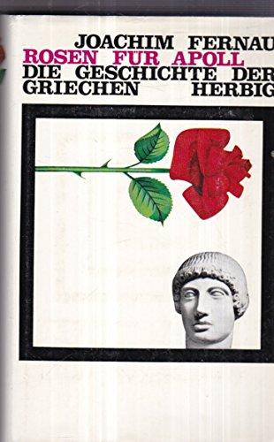 9783776613254: Rosen für Apoll: Die Geschichte der Grienchen