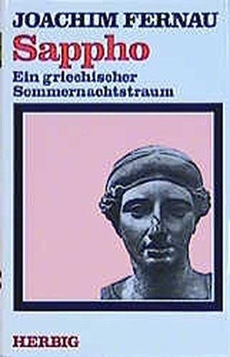 9783776614152: Sappho: Ein griechischer Sommernachtstraum