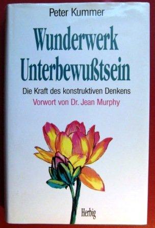 9783776618143: Wunderwerk Unterbewuátsein