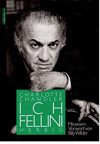 9783776618518: I, Fellini.