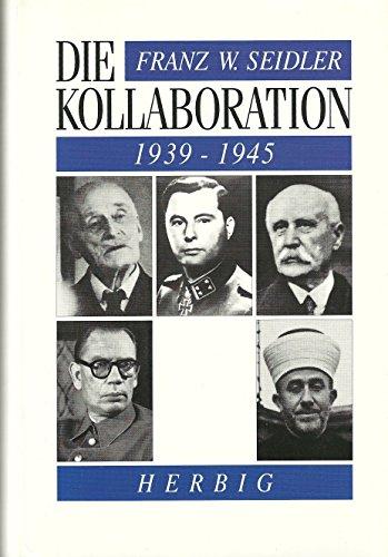 9783776619089: Die Kollaboration, 1939-1945