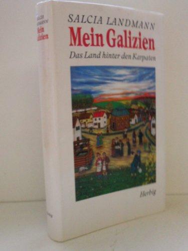 9783776619218: Mein Galizien. Das Land hinter den Karpaten