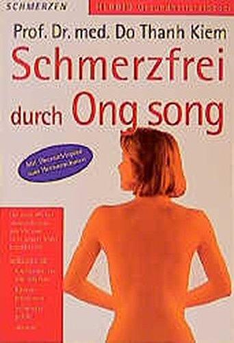 9783776620016: Schmerzfrei durch Ong song.