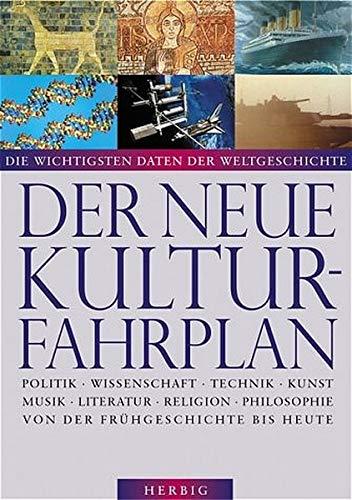 9783776624014: Der neue Kulturfahrplan.