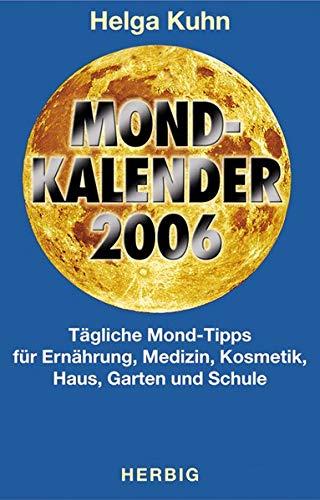 Mondkalender 2006: Helga Kuhn